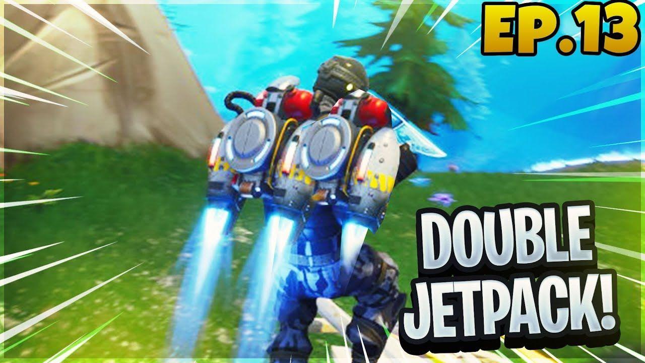 fortnite battle royale jetpack kills pt 1 fortnite sick daily game clips ep - fortnite jetpack release date
