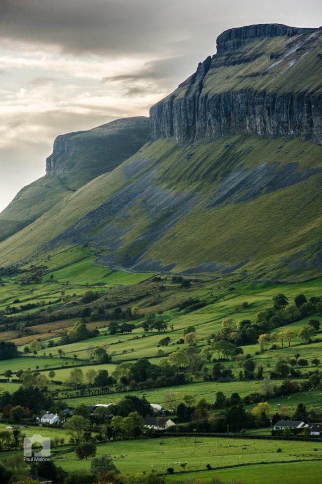 Kings Mountain Slievemore Co Sligo Ireland Ireland