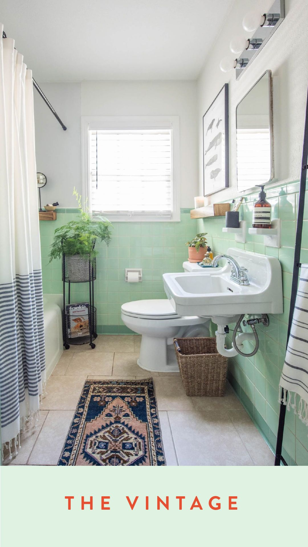 Photo of Before + After Bathroom Refresh