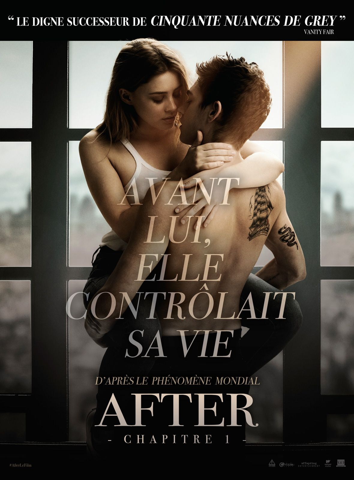 After new poster from france