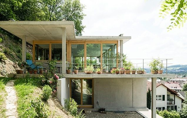 build a house on a steep slope google search carana in 2019 rh pinterest com