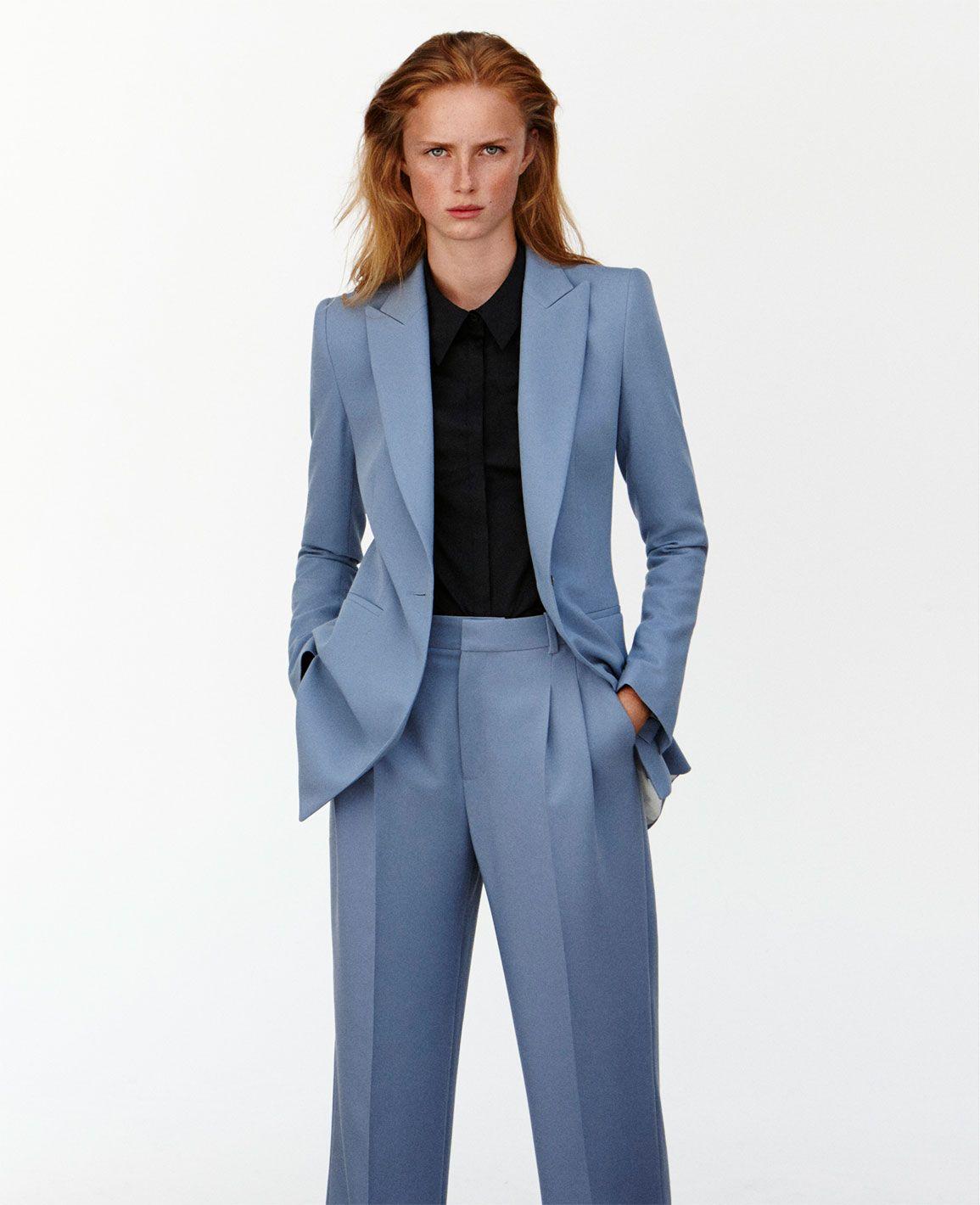 Women\'s Work Clothes | Autumn Winter 2017 | ZARA United States ...