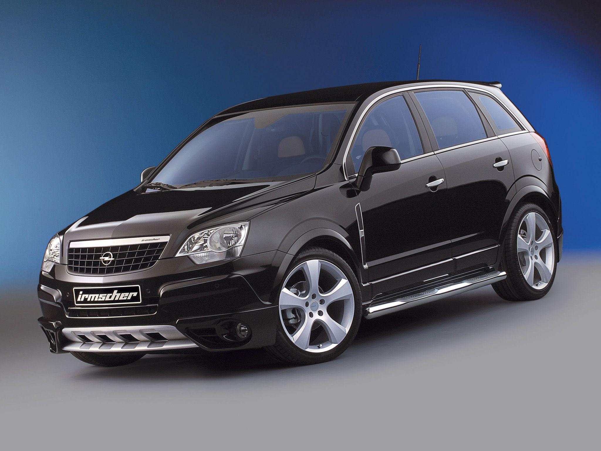 Irmscher Opel Antara 2007 2010