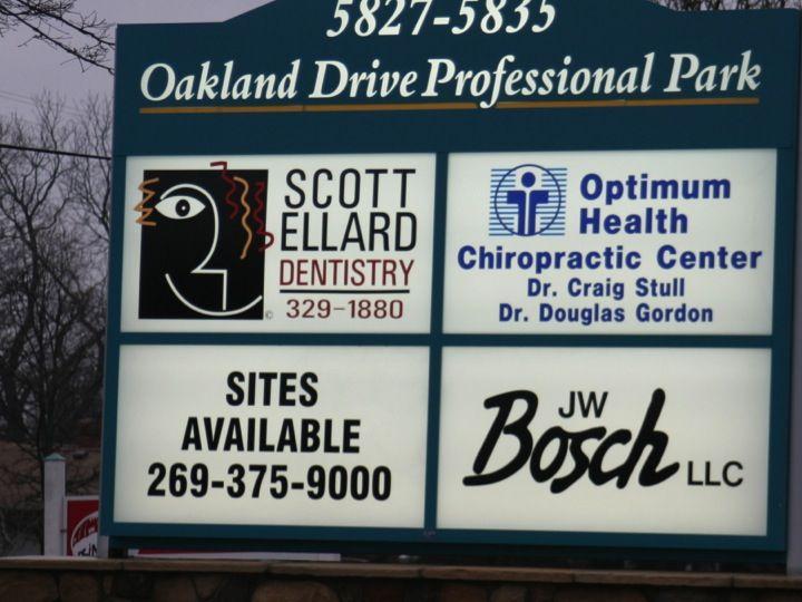 Scott Ellard Dentistry In Portage Mi Dentistry Dental Practice Chiropractic Center