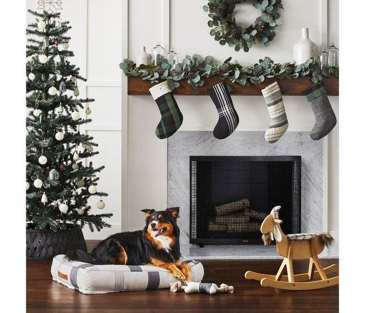 Target Wreaths Home Decor: 26 Winter Modern Home Decor Finds [all From Target]