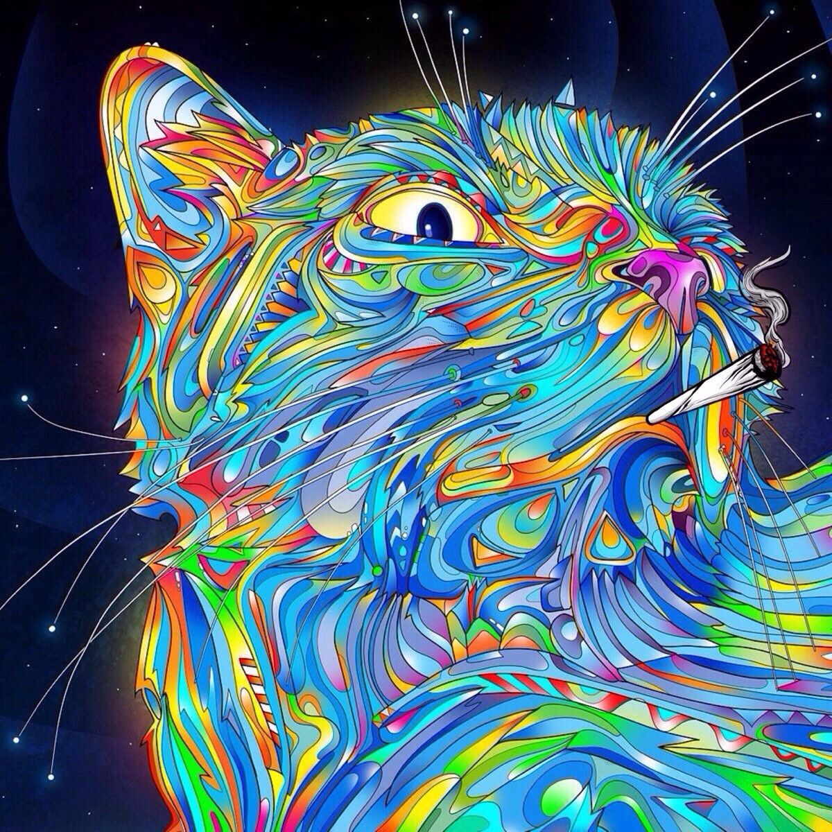 Best Free HD Trippy iPhone Wallpapers 1920×1080 Trippy
