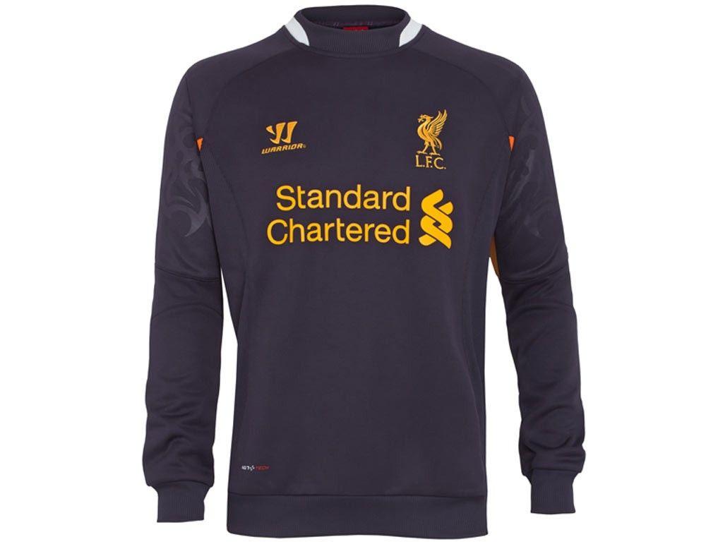 2db25d3f01f Liverpool FC Third Kit Training Sweater - Purple | Jackets and ...