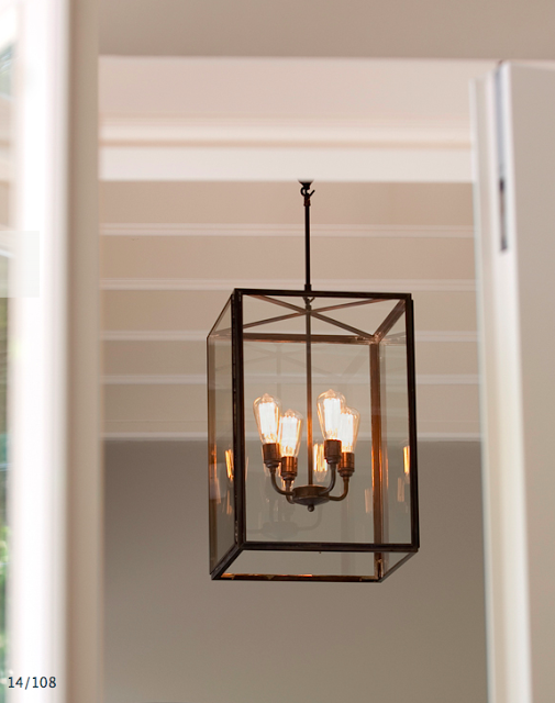 Beautiful hanging lantern, indoor or outdoor by Tekna lighting for ...