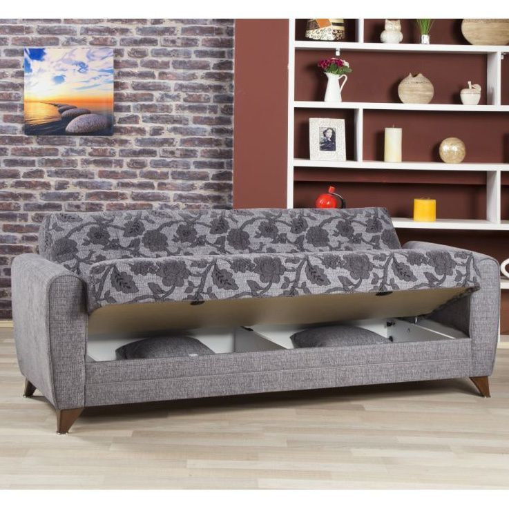 Update Your Home Furniture And Save E With The Anatolia Convertible Futon Sofa Bed Storage