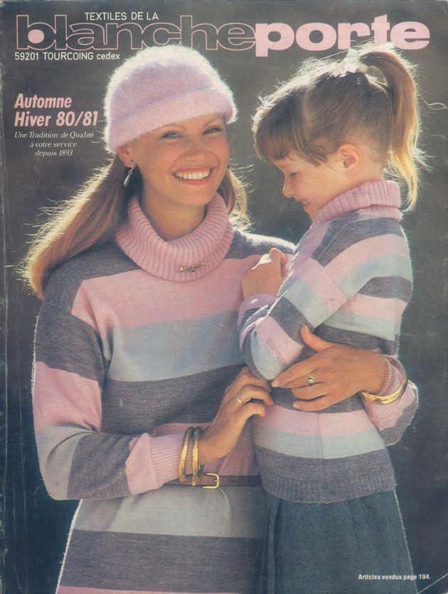 Blancheporte Catalogue Automne Hiver 1980 1981 A Quiet 04d337fb7e3