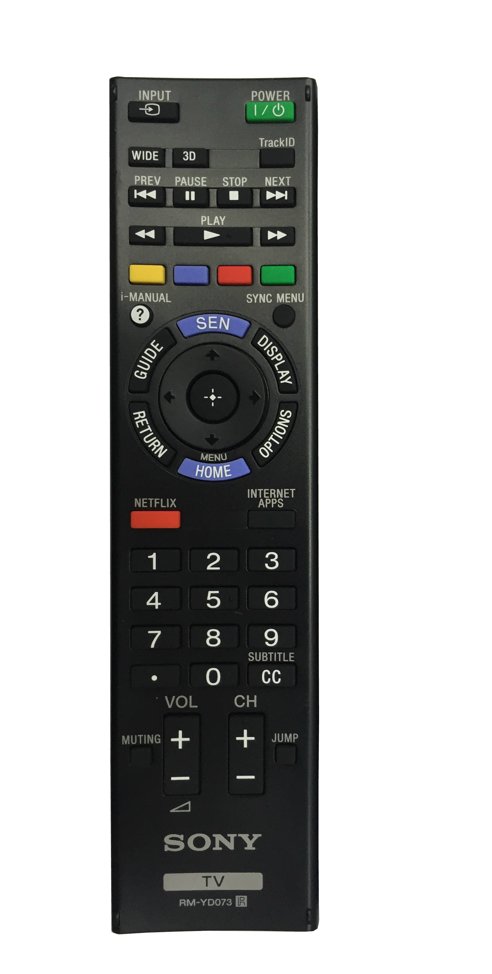 Rm Yd078 Sony Original Remote Control We Offer Original And New Replacement Remote Controls For Tv S Vcr S Audio Sys Remote Control Remote Remote Controls