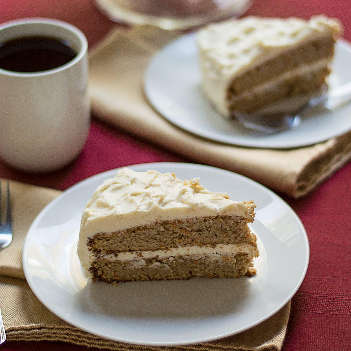 Almond flour low carb carrot cake recipe low carb