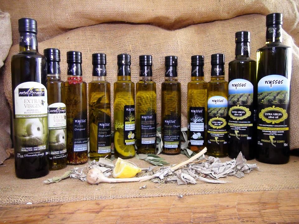 Nyssos olive oil Olive oil and cosmetics made from olive