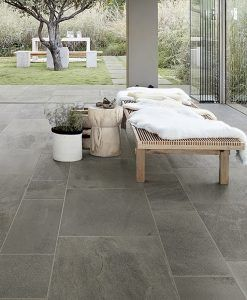 10 Reasons To Try Our New Bluestone Porcelain #outdoorpatiodecorating