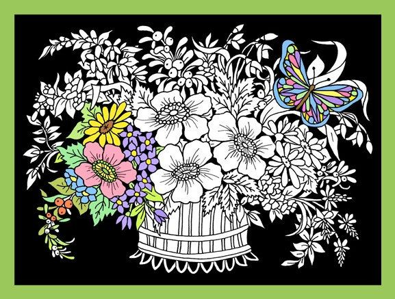 2 Coloring Pages - Hand Drawn Downloadable Coloring Sheets ...