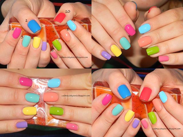 Sally Hansen, Complete Salon Manicure, Peach Of Cake