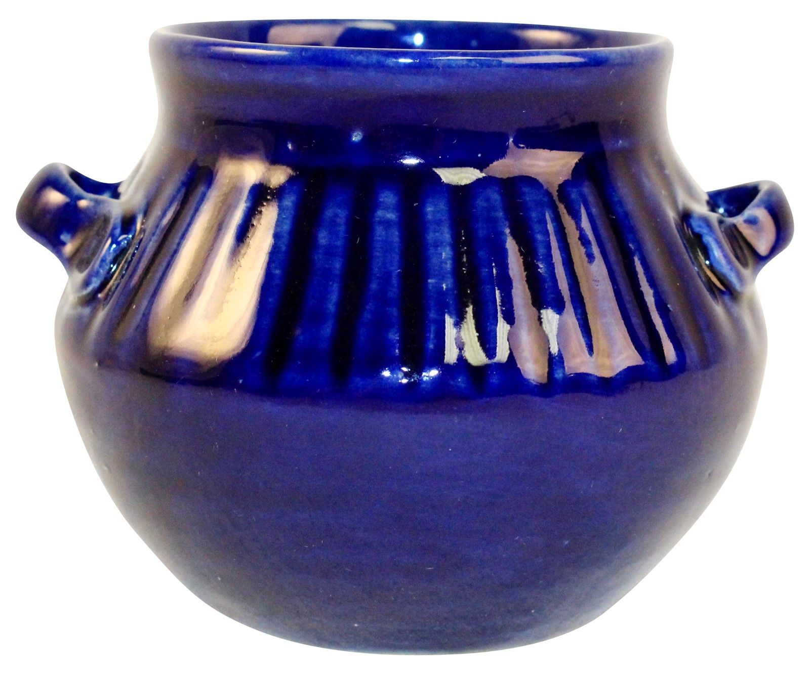 Van briggle pottery original hand thrown cobalt blue handled vase van briggle pottery original hand thrown cobalt blue handled vase wills reviewsmspy