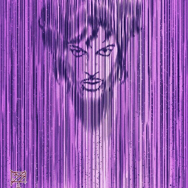 """""""Paint a perfect picture. Bring to life a vision in one's mind. The beautiful ones. Always smash the picture. Always every time."""" #Prince xo"""