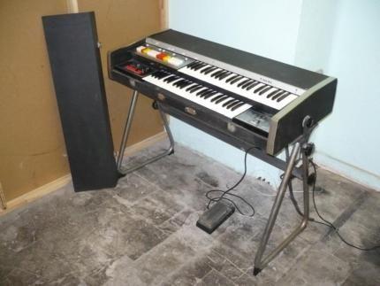 transportierbare analog orgel hohner international in bremen stadt bahnhofsvorstadt. Black Bedroom Furniture Sets. Home Design Ideas