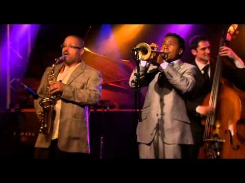 ▶ The Roy Hargrove Quintet - Live at the New Morning, Paris, France, 2010 - YouTube
