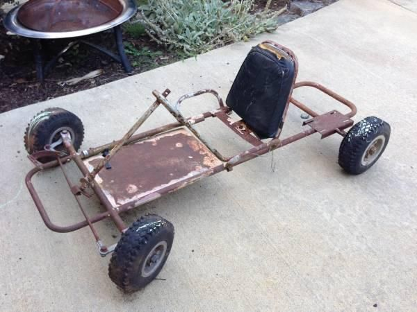 Dorable Used Go Kart Frames For Sale Inspiration - Frames Ideas ...