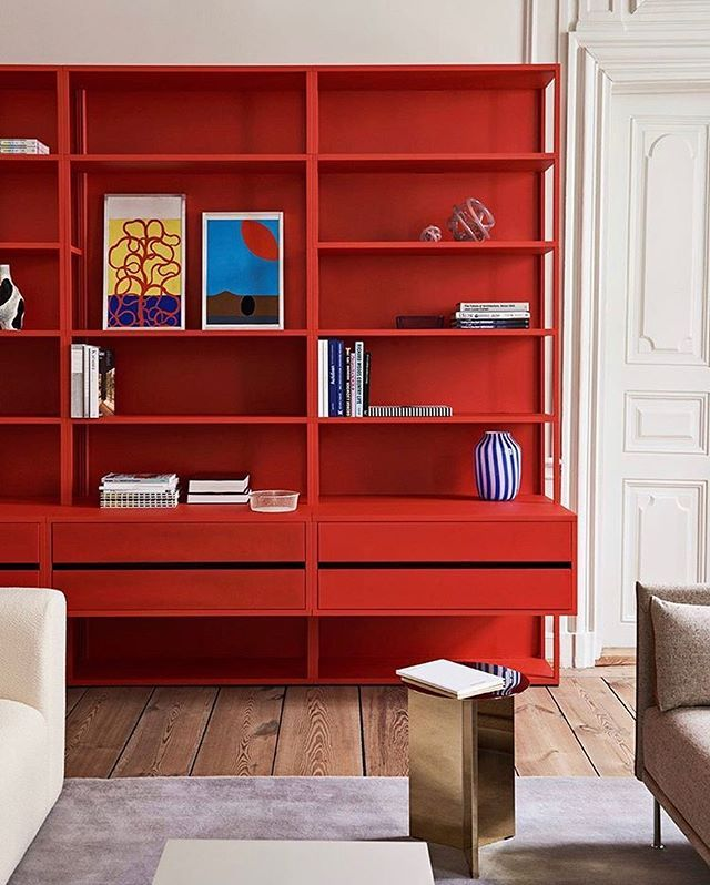 Interior Design Inspiration Photos By Laura Hay Decor Design: New Order Shelving System From @haydesign And @stefandiez