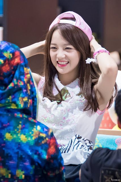 Fans Are In Love With This Idol S Beautiful Smile Kim Sejeong Beautiful Smile Kpop Guys