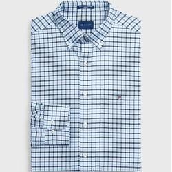 Photo of Gant Oxford 3-Color Gingham Shirt (Blue) Gant