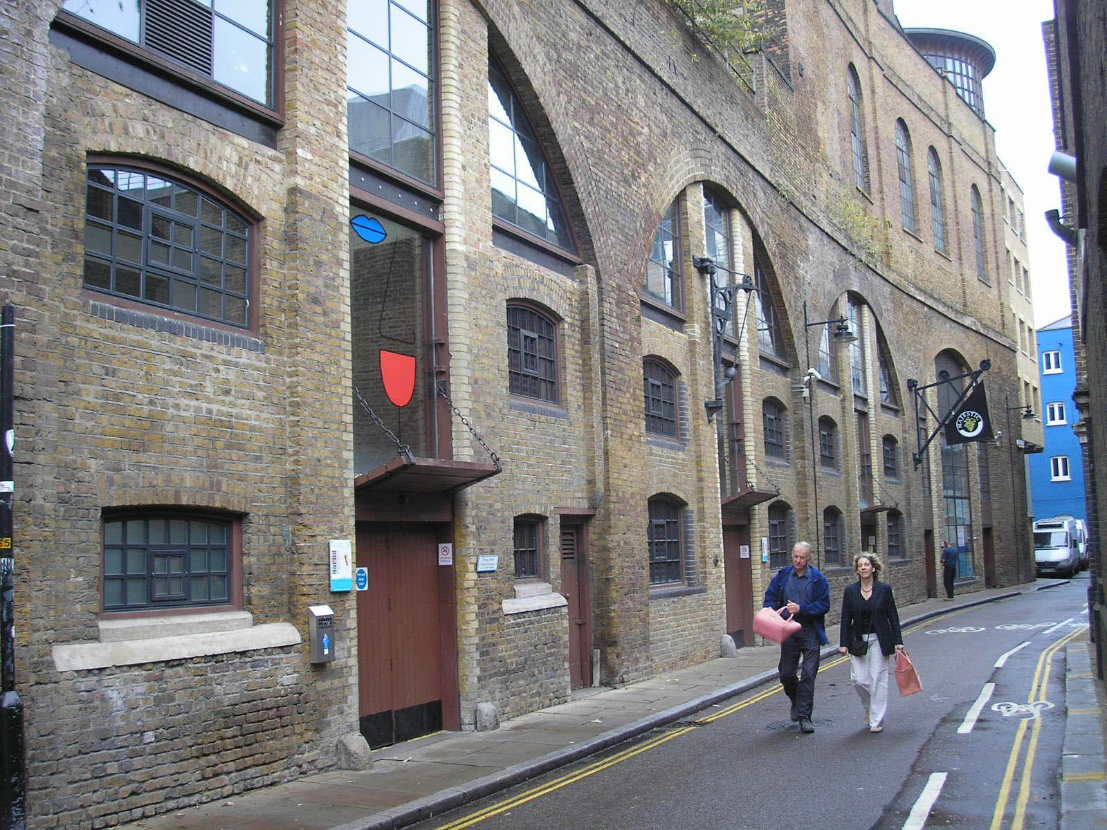 Southwark Converted Warehouses