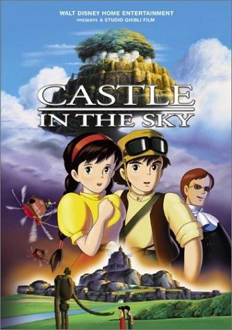Castle In The Sky With Images Castle In The Sky Anime Movies