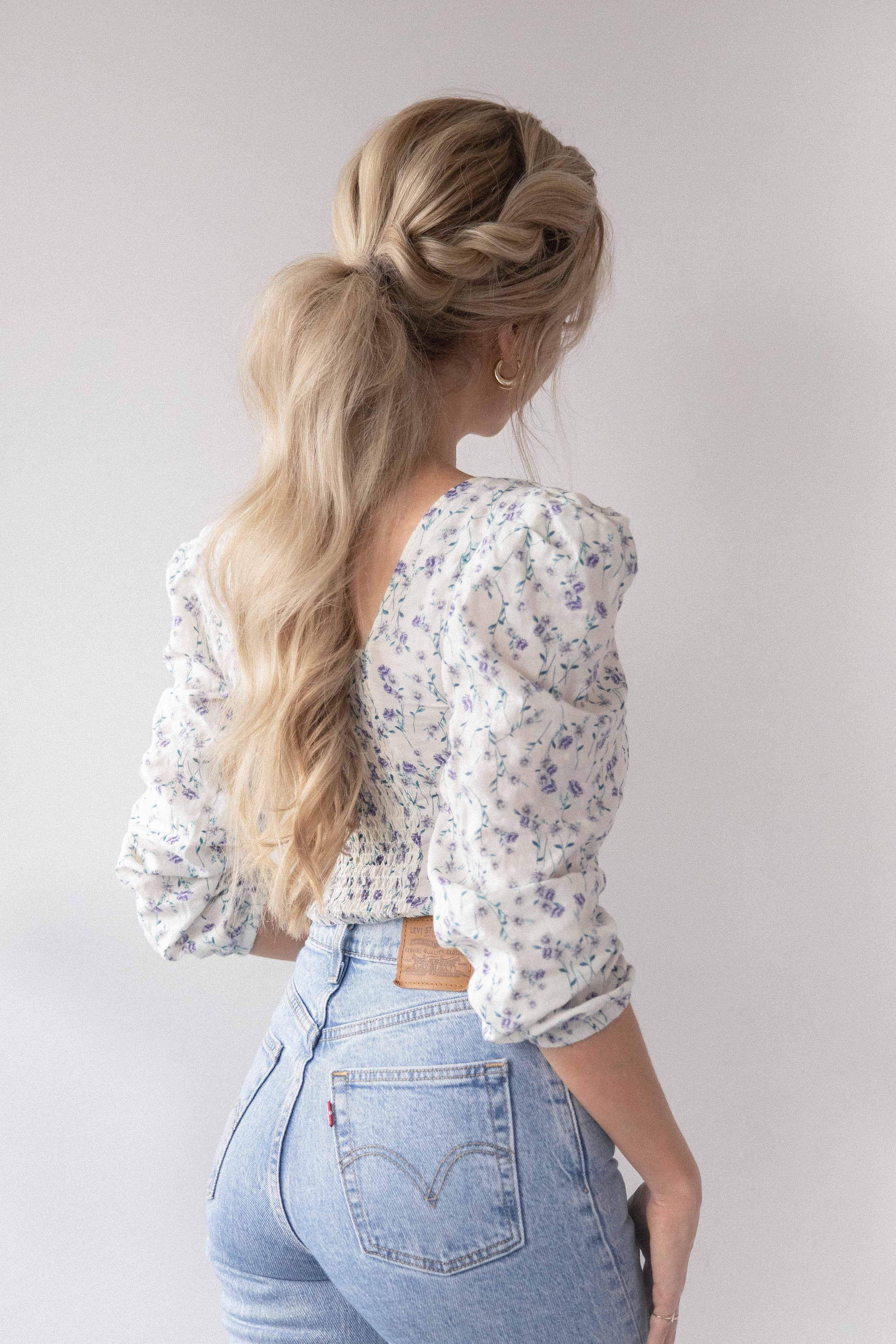 EASY BACK TO SCHOOL HAIRSTYLES 2020 💕 - Alex Gabou