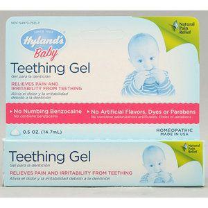 hylands baby teething gel 05 oz