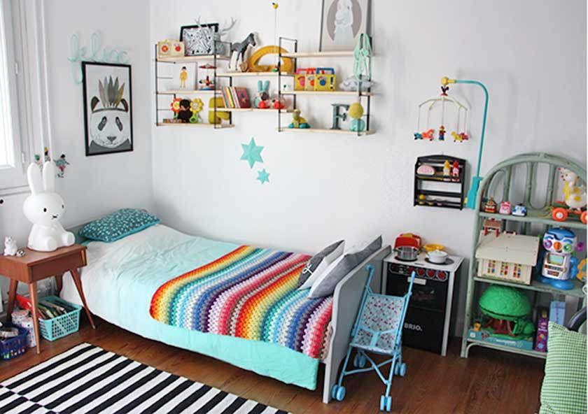 Chambre enfant - Studio Jolis mômes Déco intérieurs Pinterest