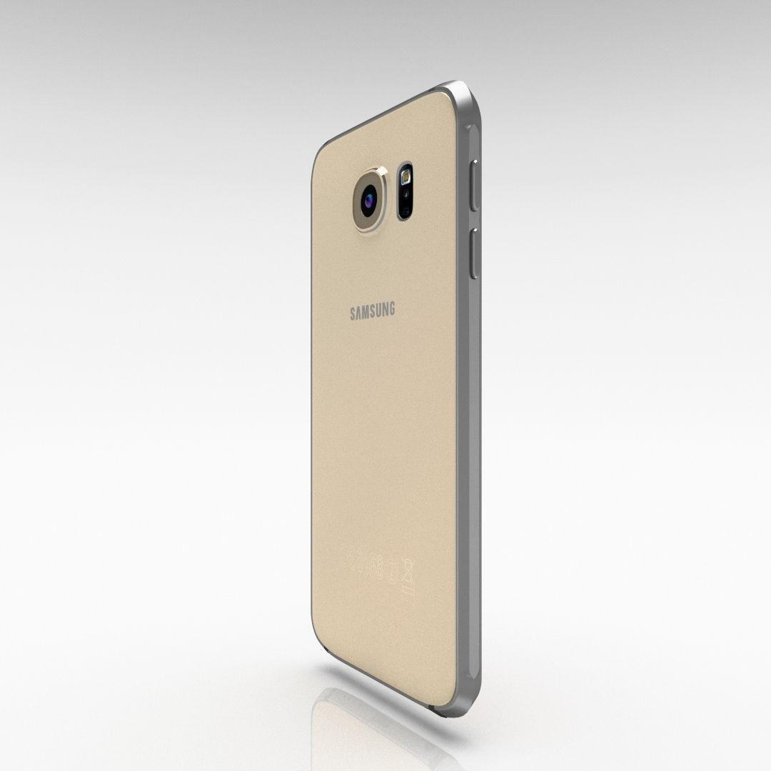Samsung Galaxy S6 Gold Platinium Samsung Galaxy S6 Galaxy Gold