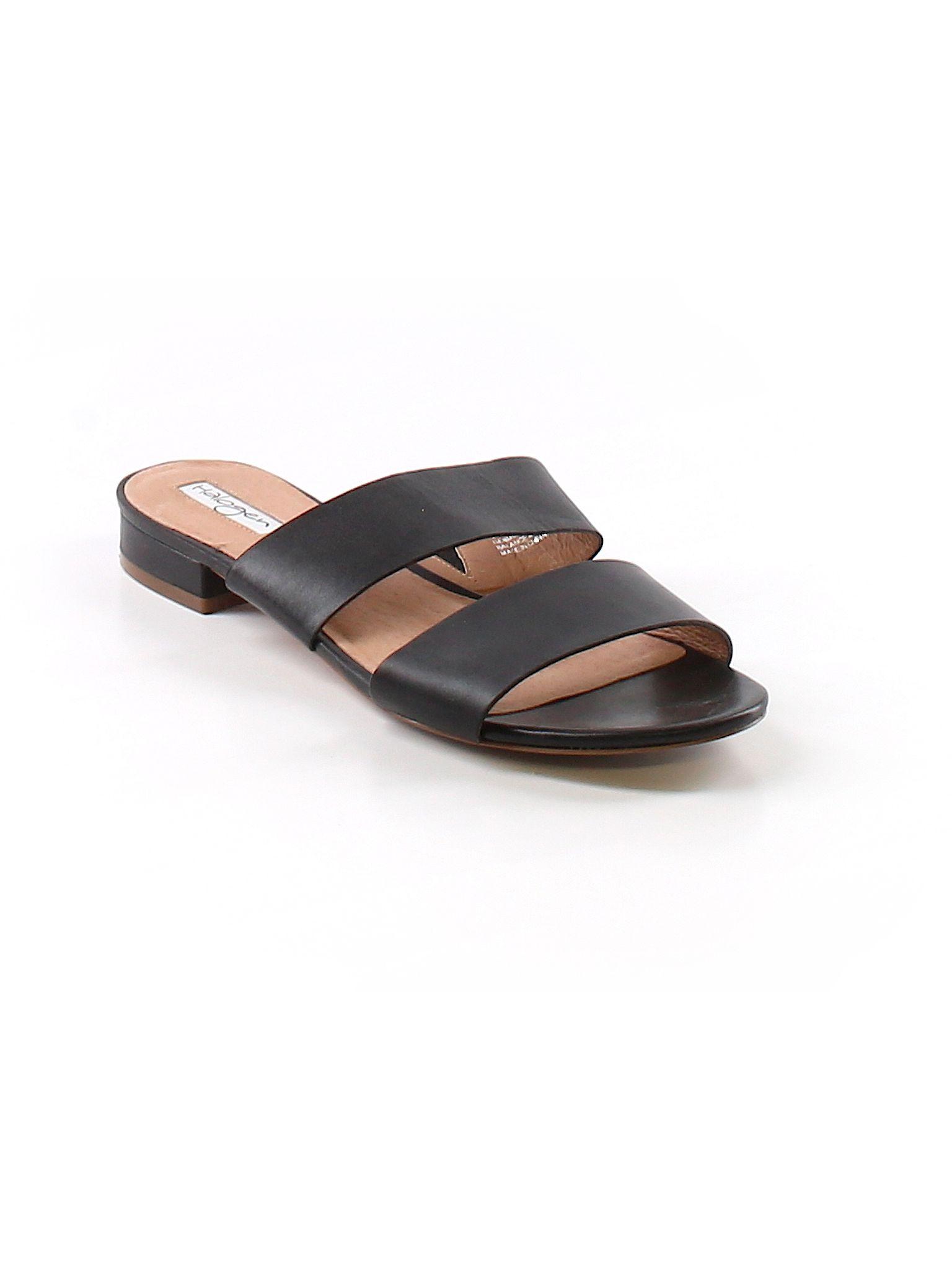 e50d1eabe9d2 Halogen Sandals  Size 9.00 Black Women s Clothing -  11.99 ...