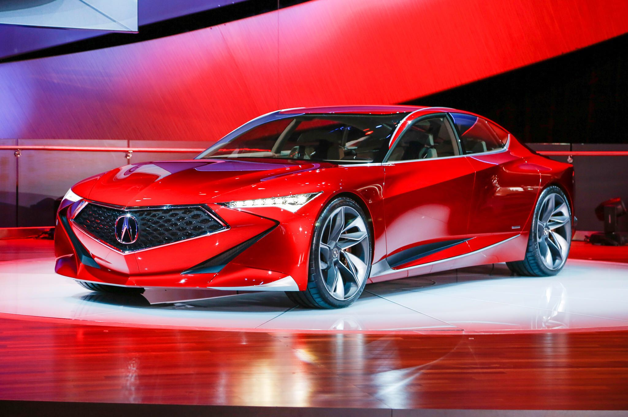 New Acura Compact Crossover First To Get Precision Influenced Styling Concept Cars Acura Acura Tsx