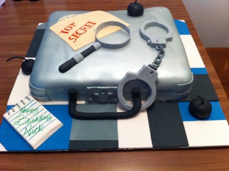 Superb Pin By Lauren Fitzgerald On Spy Party Spy Cake Spy Party Spy Birthday Cards Printable Giouspongecafe Filternl