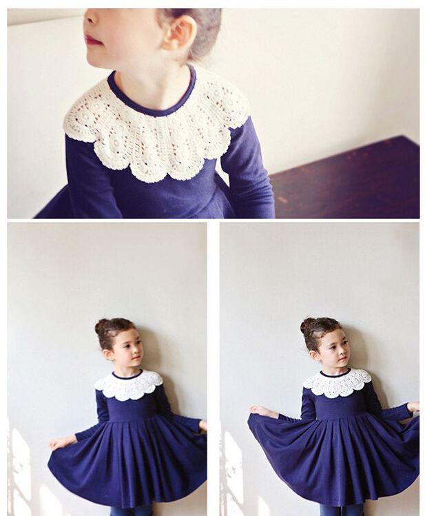 c78c74230cd49  楽天市場  韓国 子供服  女の子 ♪長袖 ドレス スカート ワンピース ドレス