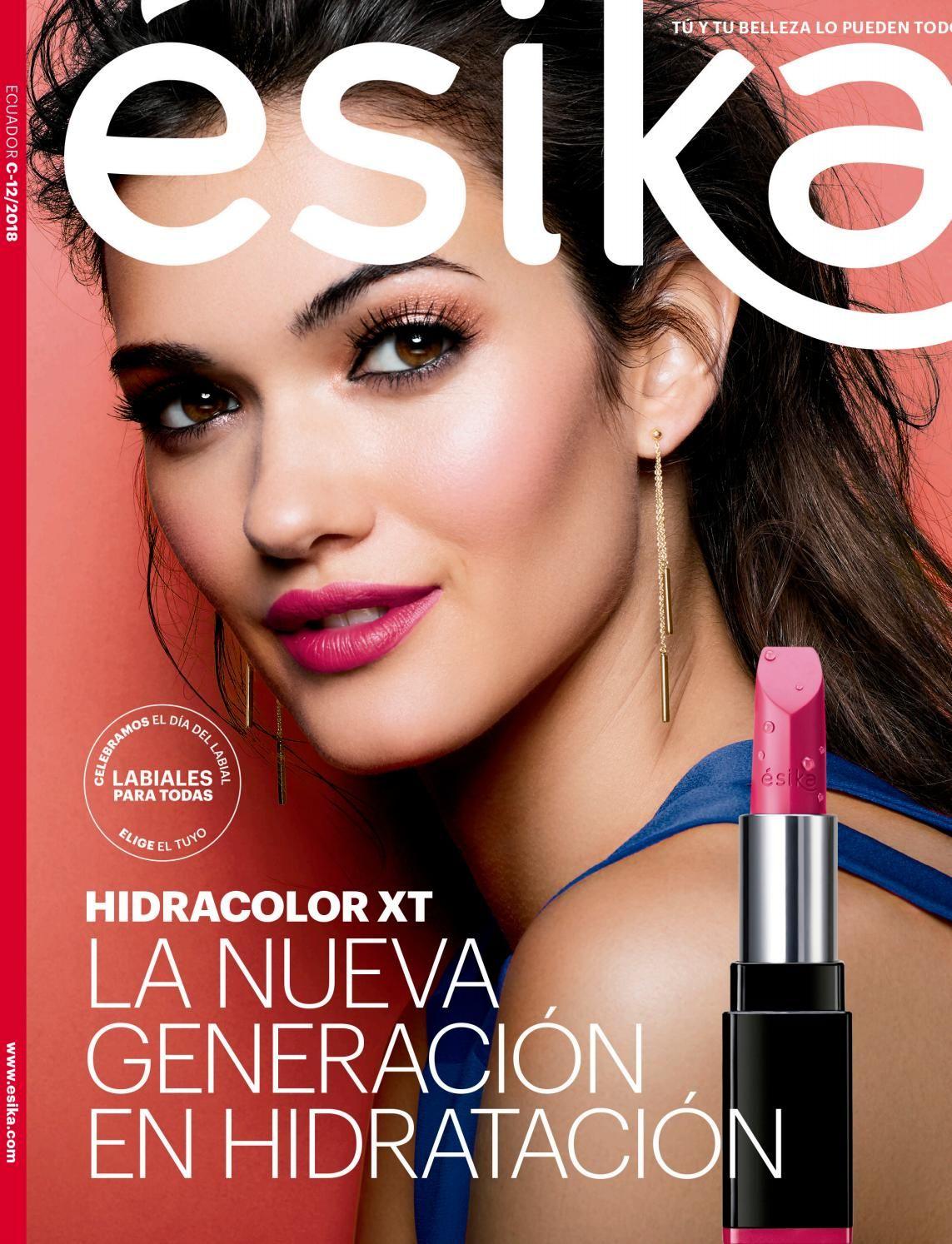 Catálogo ésika Ecuador C12 Make It Simple Digital Publishing Beauty
