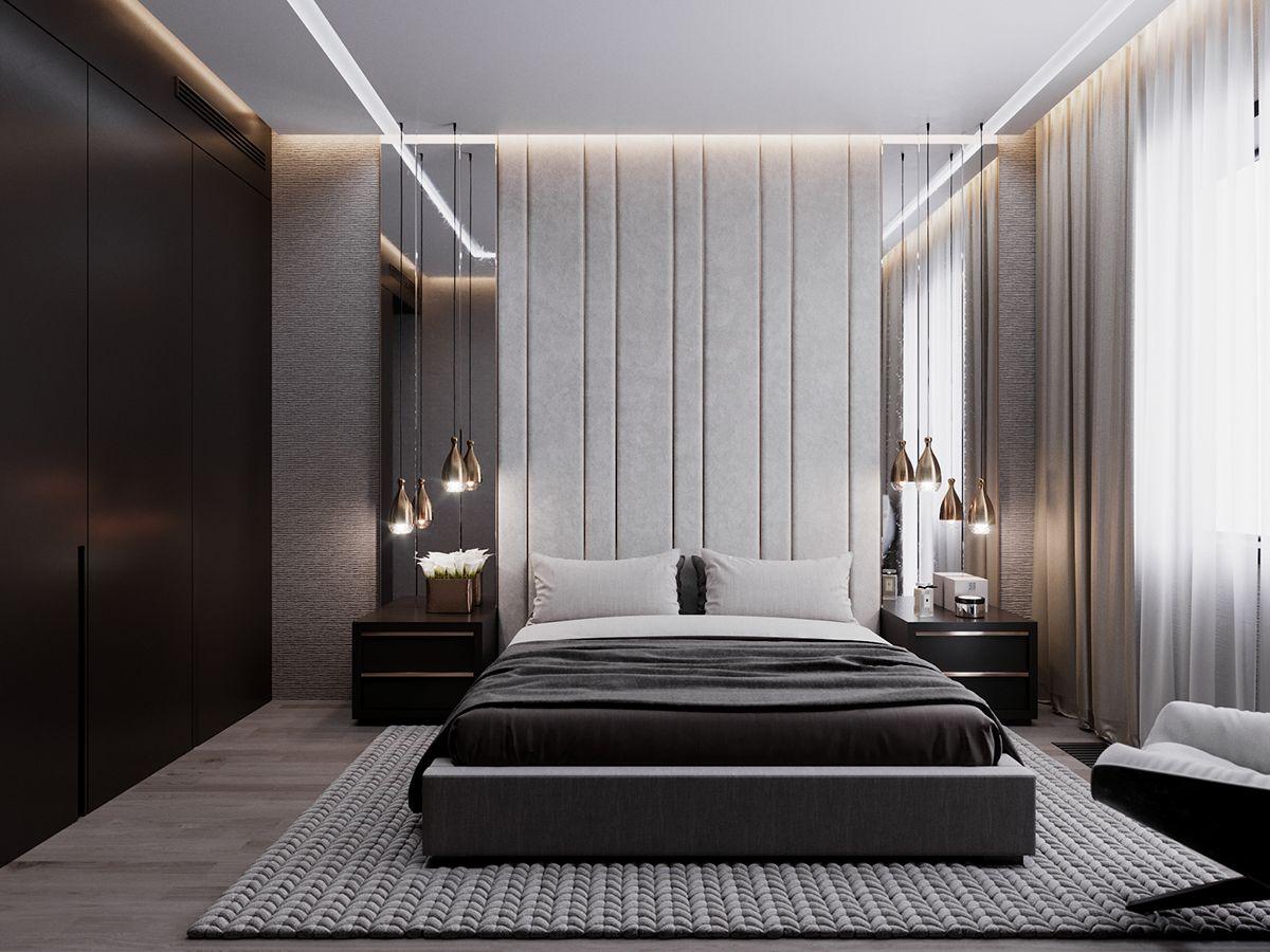Best Bedroom On Behance Remodel Bedroom Modern Style Bedroom 400 x 300