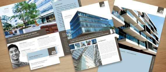 10 Architecture Brochures Collections Arkitekt Pinterest - architecture brochure template