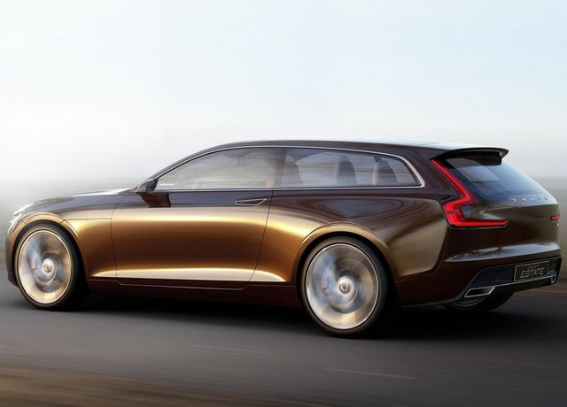 Volvo Estate Concept 2014 Vehicular Smut Pinterest Volvo