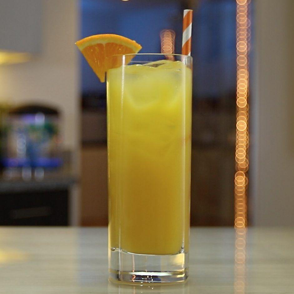 Screwdriver Tipsy Bartender Orange Juice Drinks Tipsy Bartender Cocktail Recipes Easy