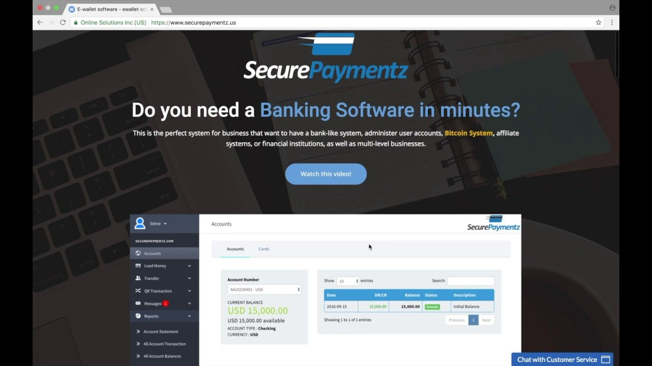 Take Advantage Of Secure Paymentz Banking Software And Experience Many Benefits Banking Software Banking Stock Market Software