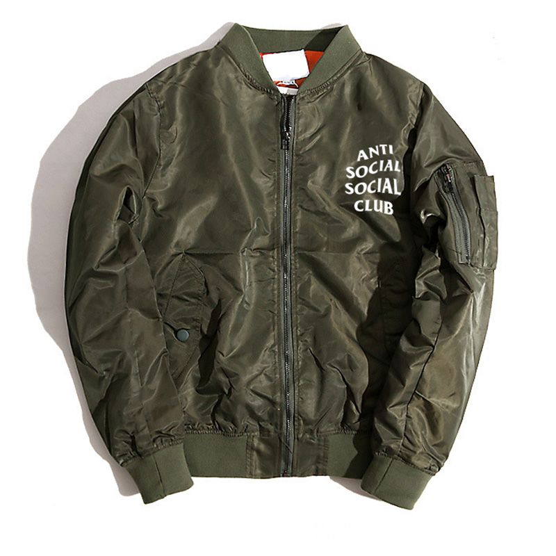 44d6f72bf6a0 Anti Social Social Club Bomber Jacket   Price   49.95   FREE Shipping