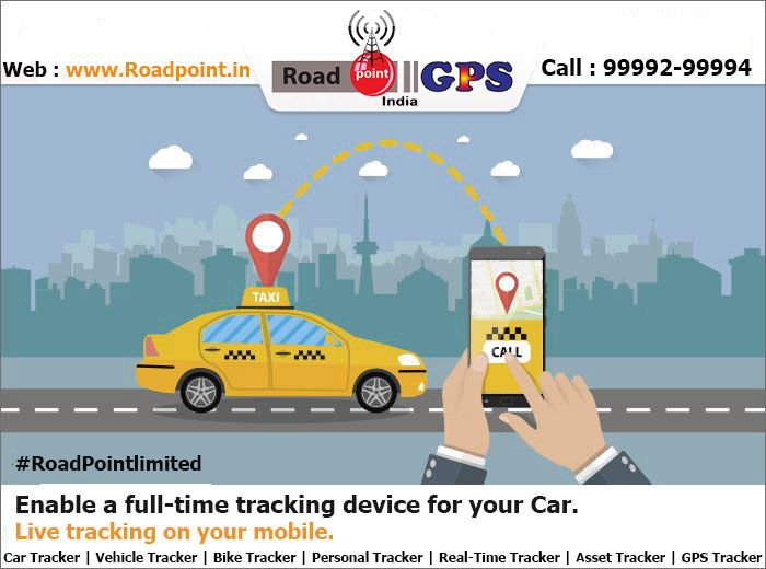 GPS Tracking system in Delhi India | Roadpoint Limited | Vehicle