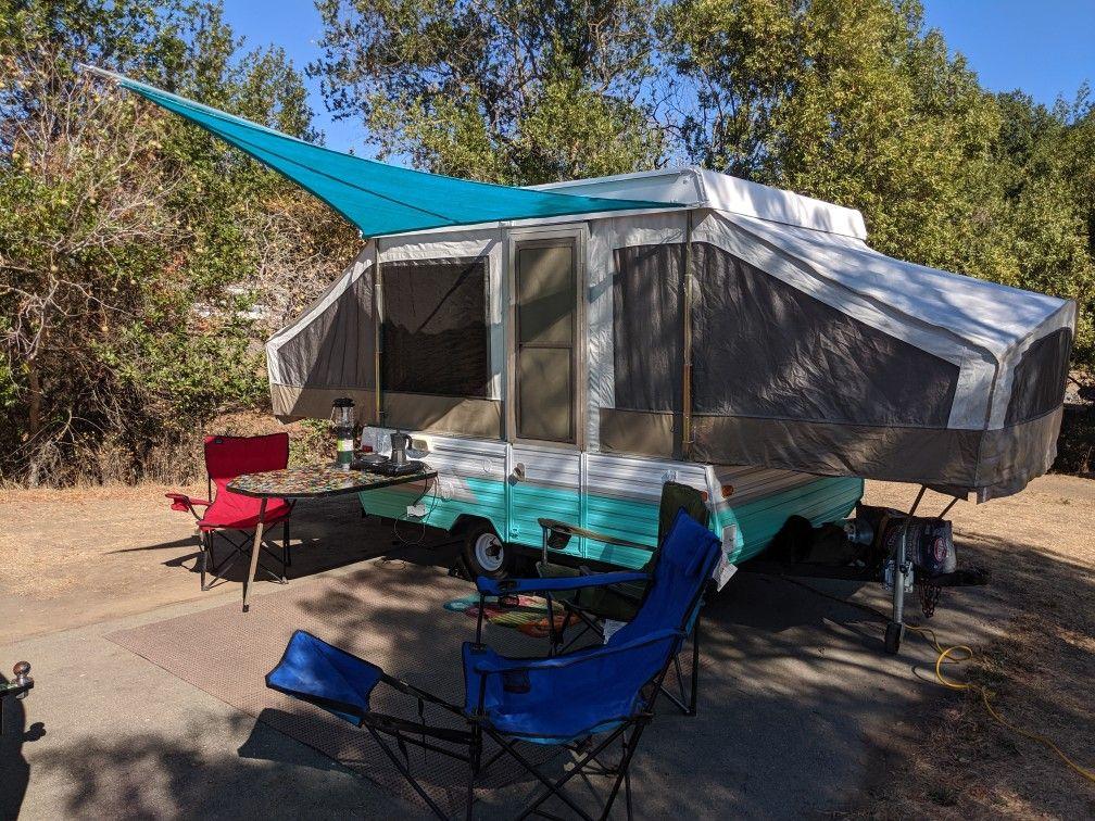 1992 jayco 806 trailer rental in san jose ca aluminum