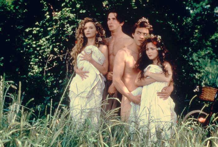 A Mid Summer Night's Dream (1999) Starring: Calista ...Dominic West Midsummer Nights Dream