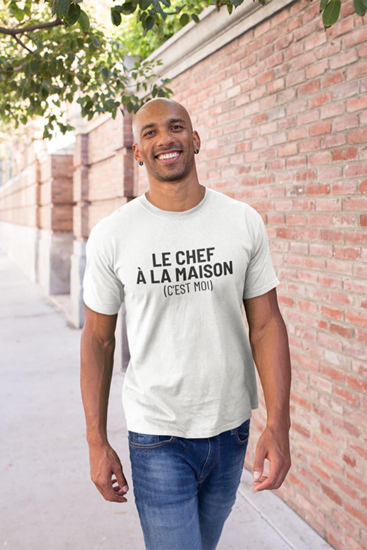 epingle sur t shirts pour les cuisiniers