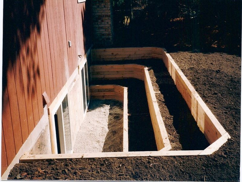 Egress window well ideas google search dream home for Window well ideas